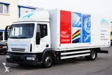 camion piattaforma trasporto bibite Iveco
