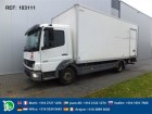 camion Mercedes ATEGO 818 4X2