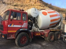 used Fiat concrete mixer truck