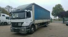 camión lona corredera (tautliner) caja abierta entoldada Mercedes usado