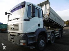 camion MAN 32463-MANUAL-RETRADER-BORDMATI KM
