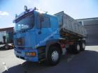 camion MAN 26.364 6x4 Meiller Jet Blattfederung Klima