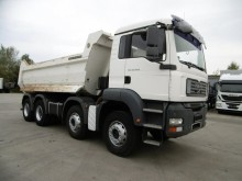 camion multibenne MAN occasion
