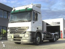 camion Mercedes Actros 2544 Abrollkipper Meiller RK20.65/3 Pedal