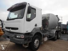 camion calcestruzzo rotore / Mescolatore Renault usato