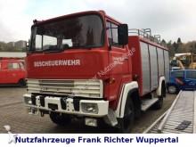 camion fourgon Magirus-Deutz
