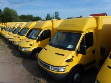 Iveco Daily 5t 50 C 11 G/P Erdgas NG truck