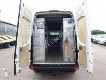 camión Volkswagen Crafter 50 TDI Nebenantrieb Regaleinrichtung