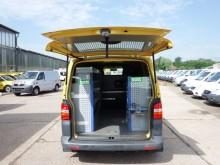 camión Volkswagen T5 Transporter 1,9l TDI 2-Sitzer Werkstattwagen