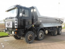camion MAN 35.372 8X8 FULL STEEL 6 CYL