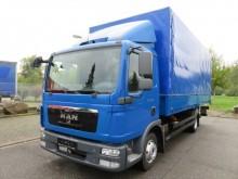 camion MAN TGL 8.150 Pritsche/Plane mit LBW 6,20m