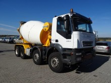 camion béton toupie / Malaxeur Iveco occasion