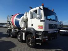 camion calcestruzzo rotore / Mescolatore MAN usato