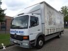 camión lonas deslizantes (PLFD) Mercedes usado