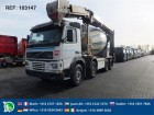 camion Volvo FH12.380 8X4 MIXER MANUAL FULL STEEL