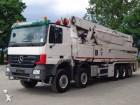 camión Mercedes ACTROS 4151 10x6 Betonpumpe PUTZMEISTER M 52-5
