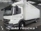 camión furgón Mercedes usado