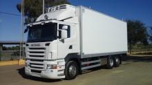 camion frigo mono température Scania