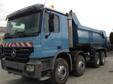 camion benne Enrochement Mercedes occasion
