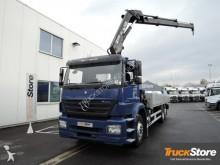 camion piattaforma Mercedes usato