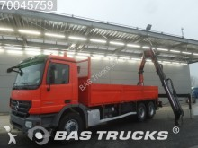 camión Mercedes Actros 2632 K 6X4 Manual Big-Axle Steelsuspensio