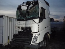 camion châssis accidenté