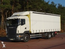 camion Teloni scorrevoli (centinato alla francese) Scania