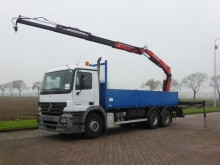camion Mercedes Actros 2632 6X4 EPS FASSI F150
