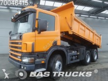 camión Scania P114C 340 6X4 Manual Big-Axle Steelsuspension Eu