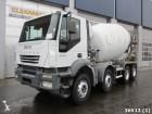 camión Iveco Trakker AD340DT38 8x4 CIFA 9m3 Manual Steel