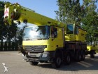 camion plateau Liebherr occasion