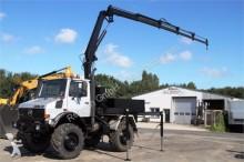 camion plateau ridelles Unimog occasion