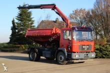 camion MAN TGA 18/280 KRAAN/KIPPER!! 2004!
