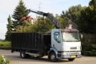 camión DAF LF55/180 OUD IJZER/SCHROTT/METAL