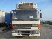 camion frigo monotemperatura DAF usato