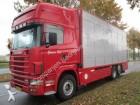 camión Scania R 124 6x2