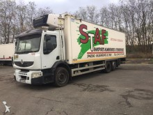 camion frigo monotemperatura incidentato