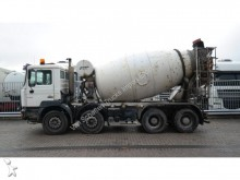 camion MAN FE 360 A 8X4 MIXER MANUAL GEARBOX