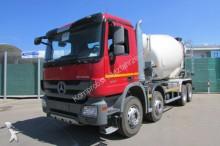 camión Mercedes 4141 8x4 BB - CIFA SL 10 - 10m³