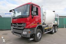 camion Mercedes 3336 6x4 BB - Liebherr HTM804 - 8m³