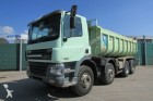 camion DAF CF 85.430 8x4 BB - Halfpipe 16 m³ Nr.: 329