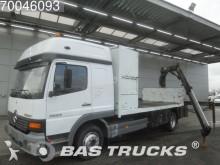 camión Mercedes Atego 1223 L 4X2 Manual Euro 3 Mit Hiab 071-1