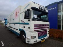 camión DAF XF95.380 + Manual + Euro 2