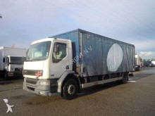 camion fourgon brasseur DAF