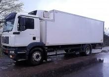 camión MAN TGM 18.280 Chlodnia Carrier 750
