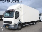 camion DAF LF 45G12.160 EURO 5 CLOSED BOX TAIL LIFT