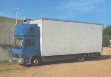 camion fourgon déménagement Mercedes occasion