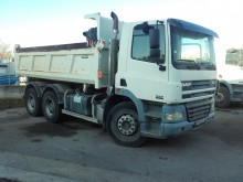 camion ribaltabile bilaterale DAF usato