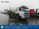 camion Volvo FM12.420 MIXER FULL STEEL EURO 3 MANUAL