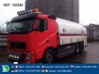 camión cisterna Volvo usado
